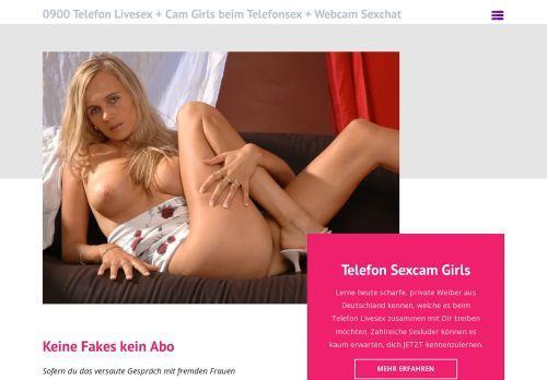 Telefon Sexcam Girls